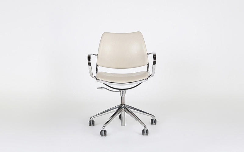Gas Castor Chair