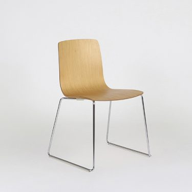 Aava Sled Chair   Designer Office Chairs, Dining Chairs