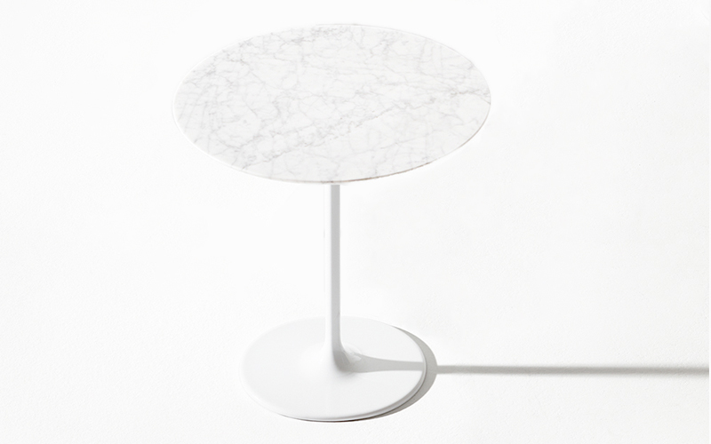 Dizzie Marble Side Table