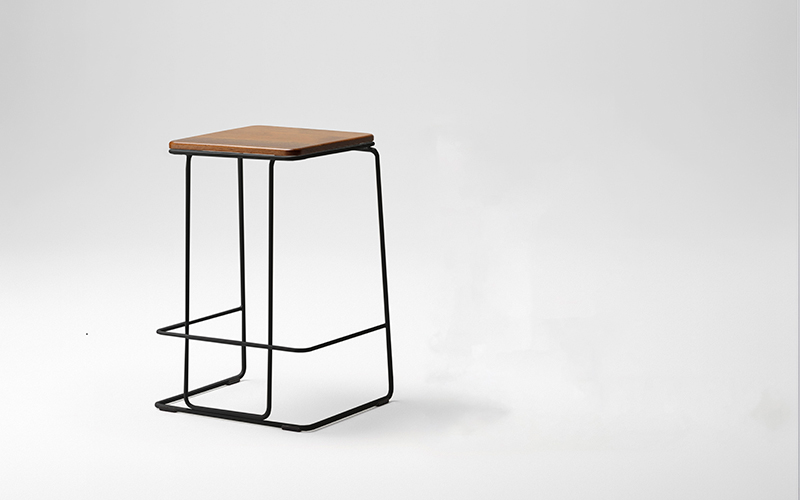Paperclip Counter Stool