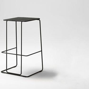 Paperclip Barstool | Designer Stools & Barstools, Outdoor Seating, Outdoor Seating