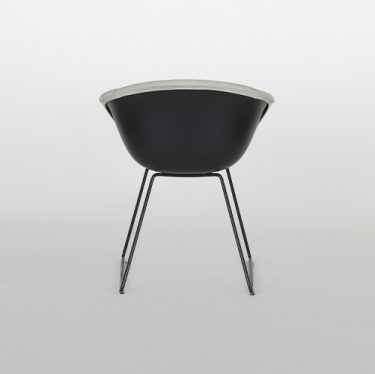 Duna 02 Sled Chair | Designer Office Chairs
