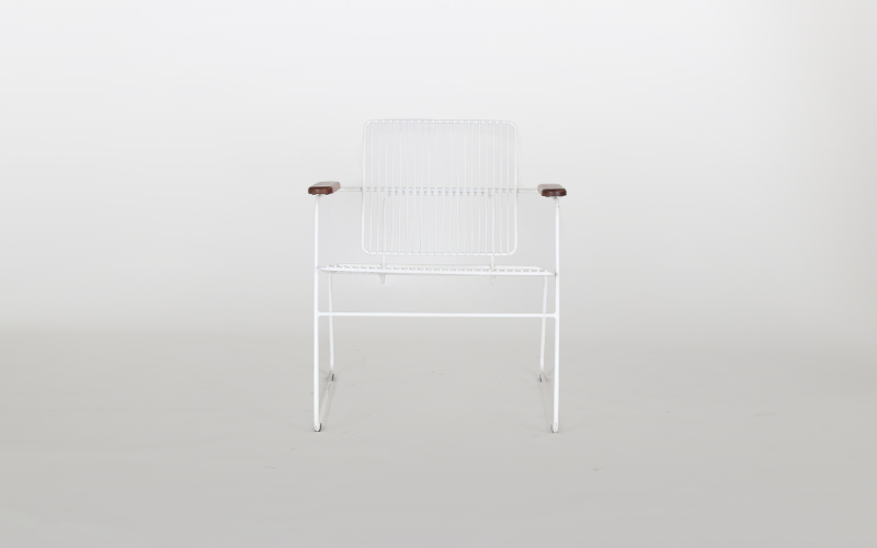 Paperclip Lounge Chair