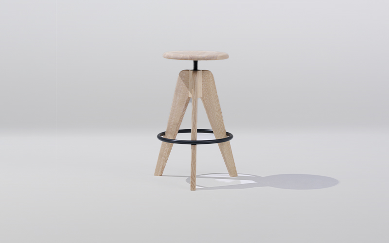 Tommy Extendable Barstool