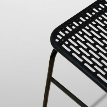 Paperclip Counter Stool | Designer Stools & Barstools, Outdoor Seating, Outdoor Seating