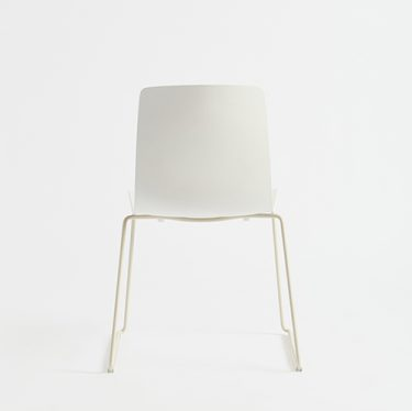 Aava Sled Chair | Designer Office Chairs, Dining Chairs