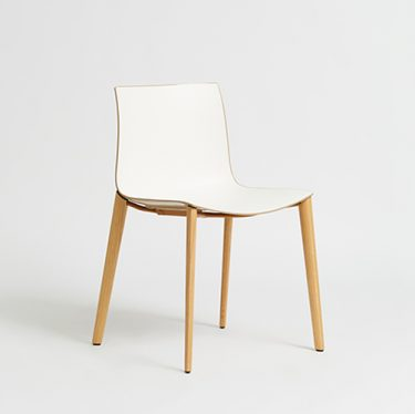 Catifa 46 Timber Leg Chair | Designer Office Chairs, Dining Chairs