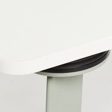 Blade Triangle Table | Designer Tables