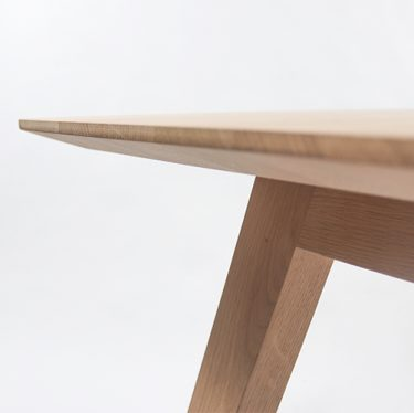 Monk Dining Table | Designer Dining Tables