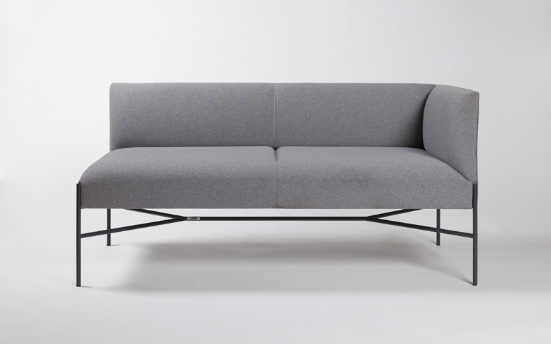 Chill Out Low Back Lounge - Right Arm