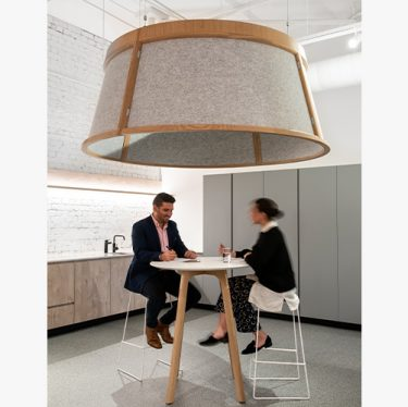 Thinking Quietly Cone of Silence | Designer Office Accessories