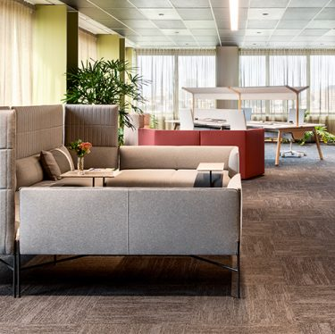 Chill Out Highback Lounge – Left Arm | Designer Modular Systems, Sofas