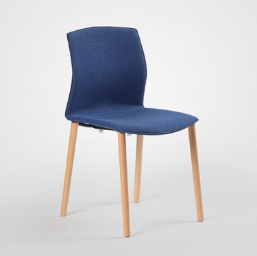 Kabi Four Leg Chair | Designer Office Chairs, Dining Chairs