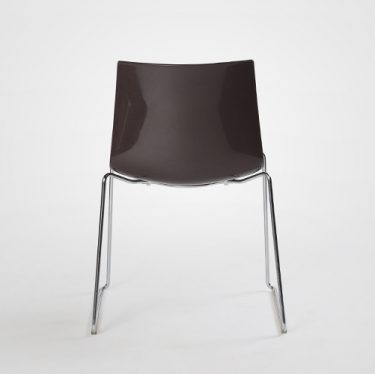 Catifa 46 Sled Chair | Designer Office Chairs, Dining Chairs