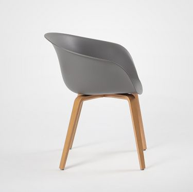 Duna 02 Four Leg Chair | Designer Office Chairs, Dining Chairs