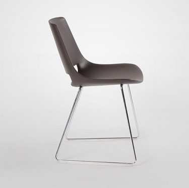 Palm Sled Chair   Designer Office Chairs, Dining Chairs