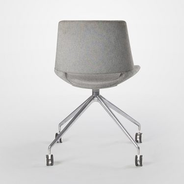 Palm Chair Castor Chair | Designer Office Chairs, Dining Chairs