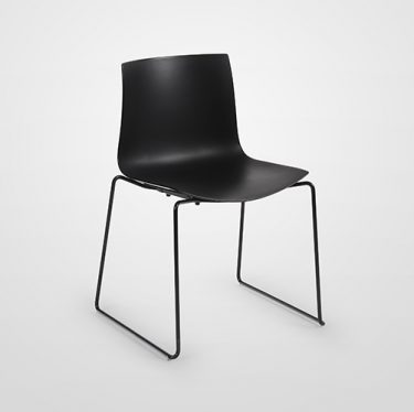 Catifa 46 Sled Chair   Designer Office Chairs, Dining Chairs